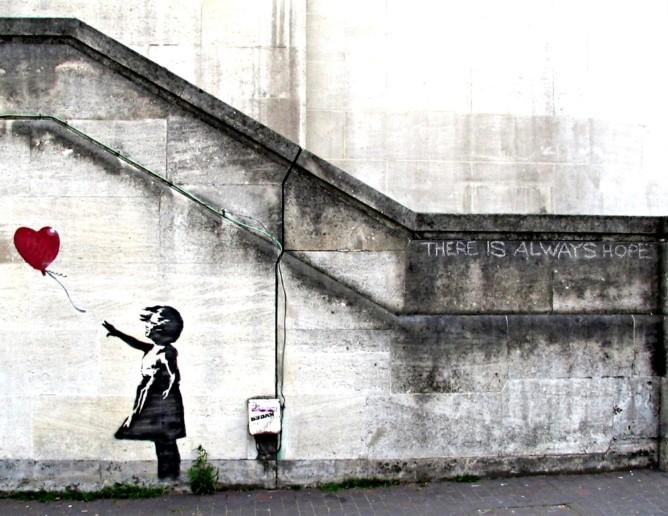 banksy_alwayshope
