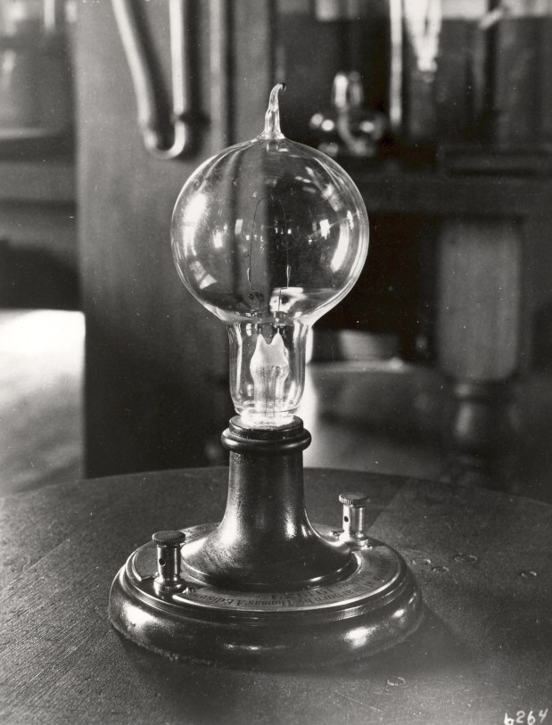 Early-Light-Bulb
